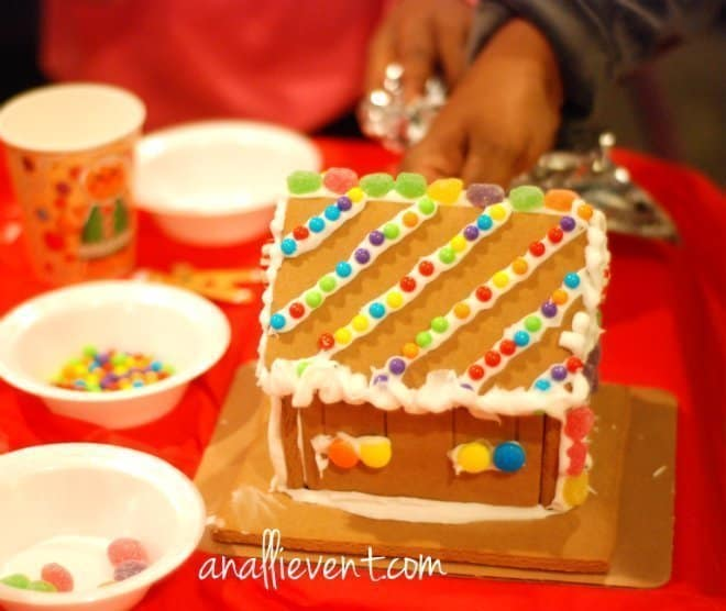 Abcya Christmas Tree: Gingerbread House Decorating Party