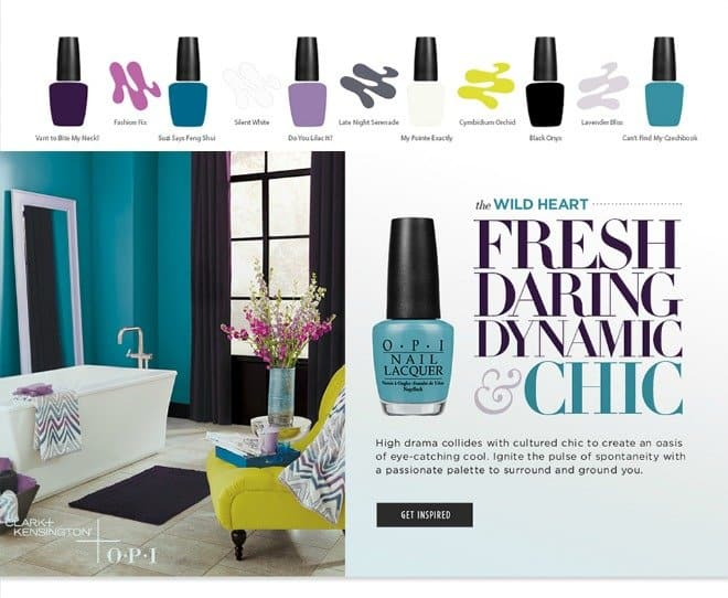 OPI Wall Paint