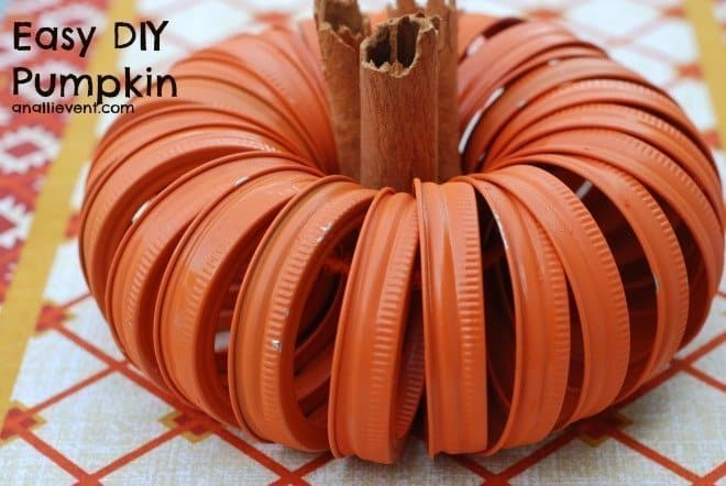 DIY Easy Pumpkin