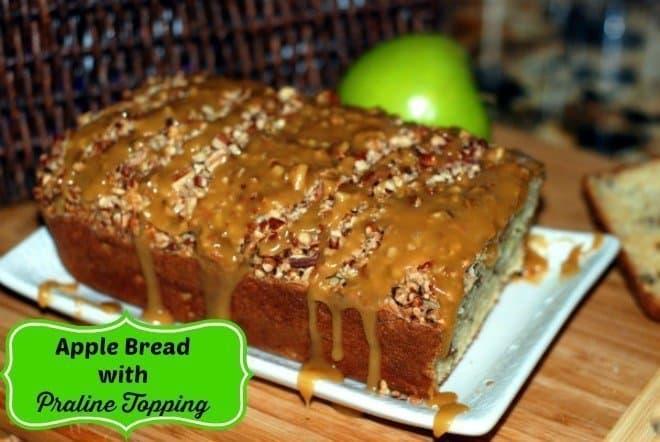 apple bread