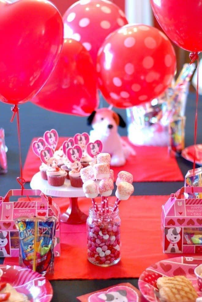 Kids Capri Sun Valentines Day Fun An Alli Event
