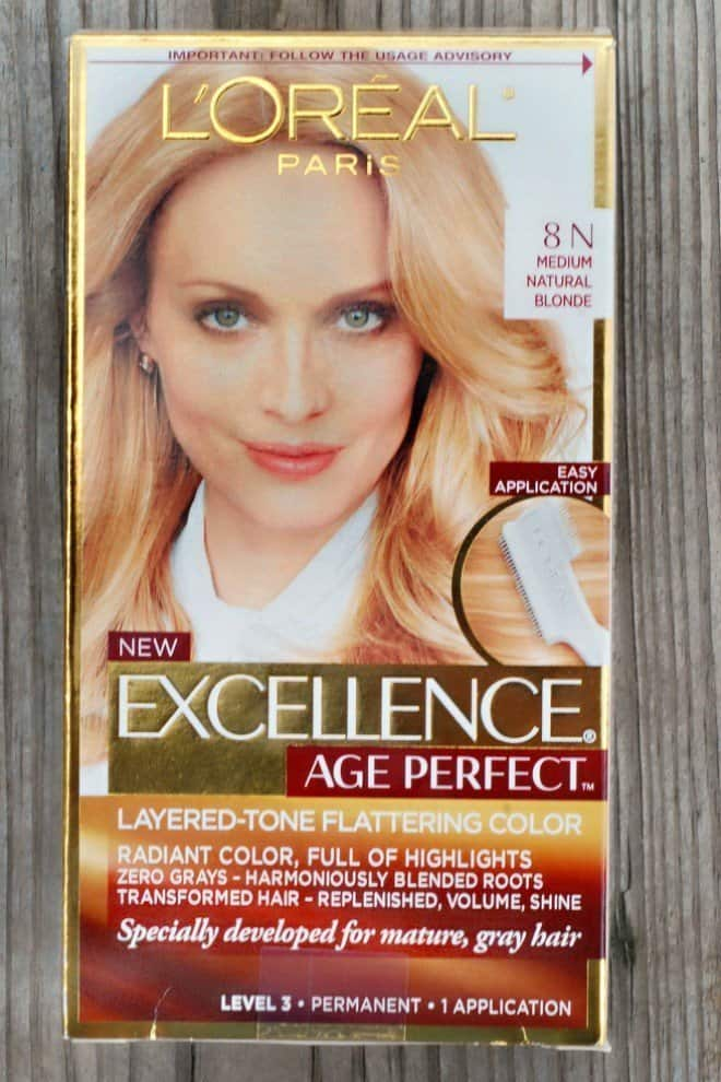 L'Oréal Excellence Age Perfect - An Alli Event