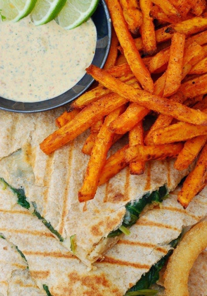 recipe: side dish for quesadillas [15]